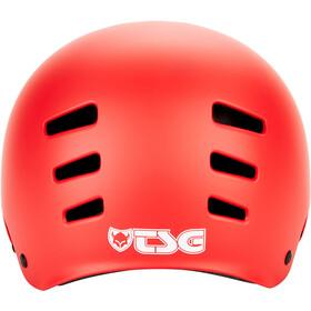 TSG Evolution Solid Color Kypärä, satin sonic red